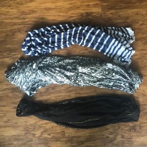 Accessories - Infinity Scarves